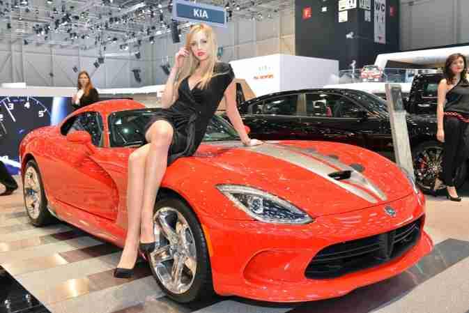 Girls of Geneva Motor Show 2013 - 11