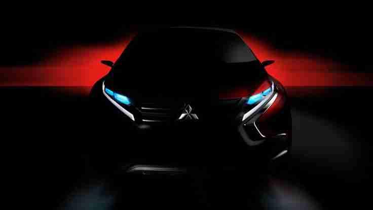 2015 Mitsubishi Geneva Motor Show Concept Photo Gallery