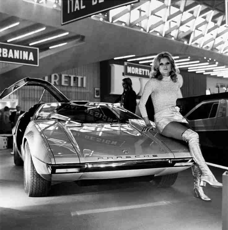 1970 VW Porsche Tapiro