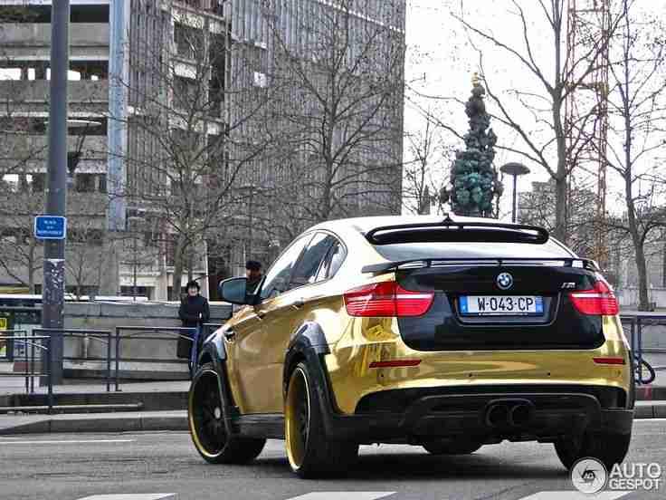BMW Hamann Tycoon Evo M 7