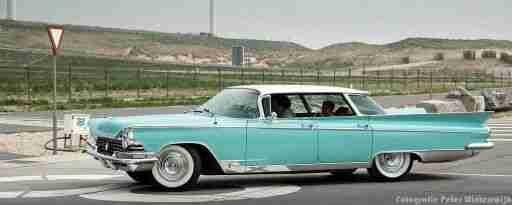 MINT green Buick Flattop…