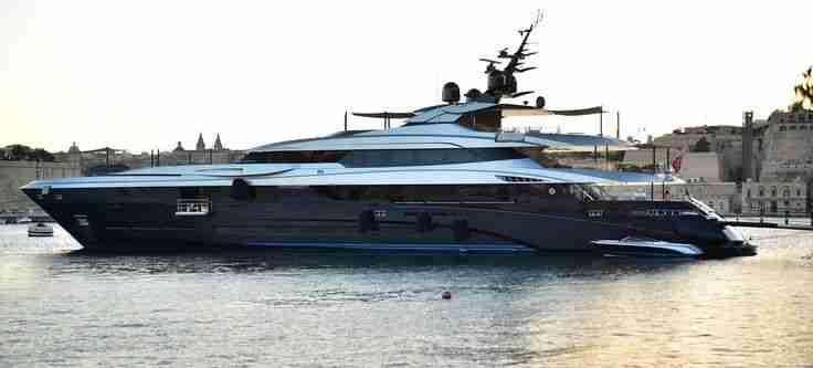 Monaco Yacht Show – fiche yacht