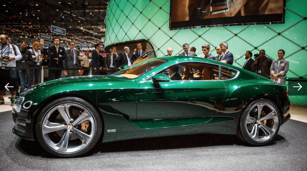 Bentley EXP 10 Speed 6 concept coupe (2015)   © Tim Stevens/CNET