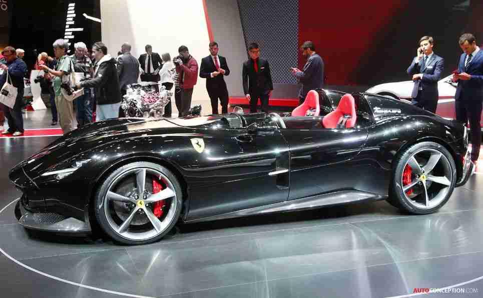 Ferrari Monza SP1 and SP2 Unveiled – AutoConception.com