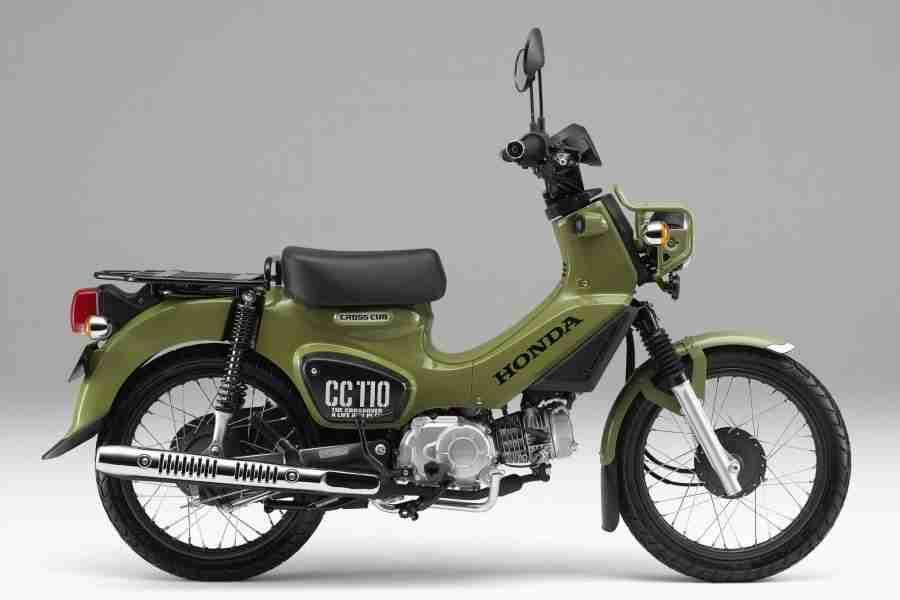 Honda Cross Cub 110 and Cross Cub 50 launched in Japan | Visordown #motorcyclesa…