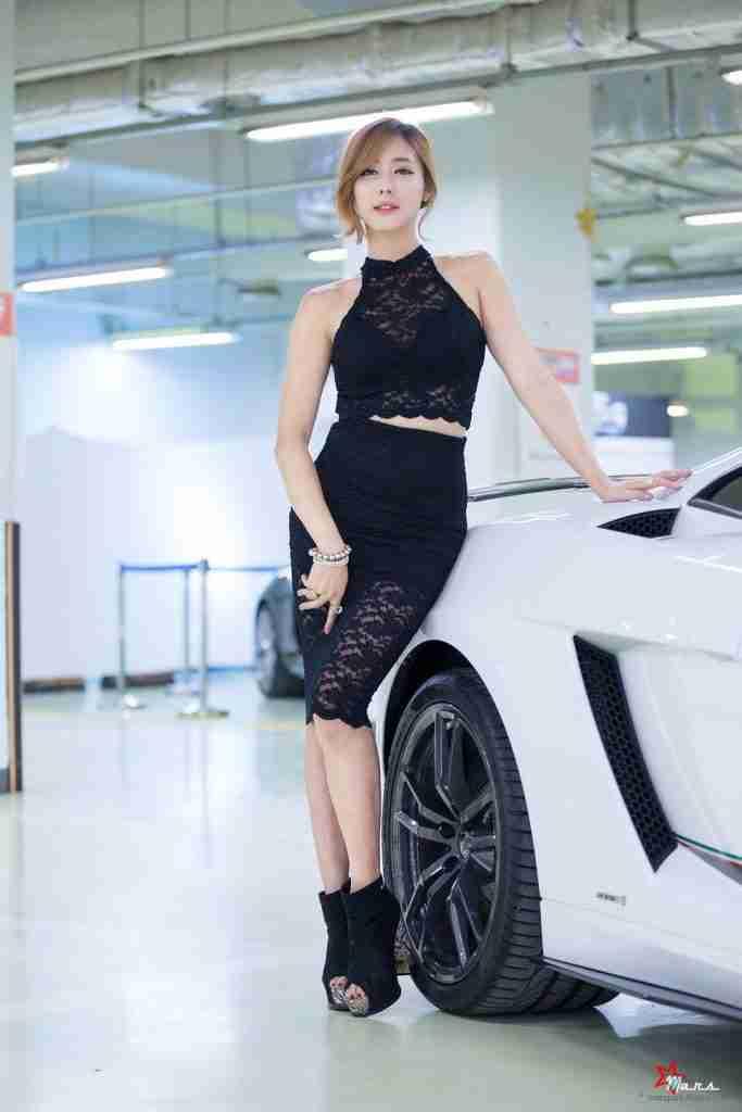 Kim Ha Yul SAG Premium Motor Show