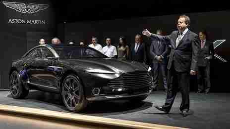 Aston Martin confronts its next century