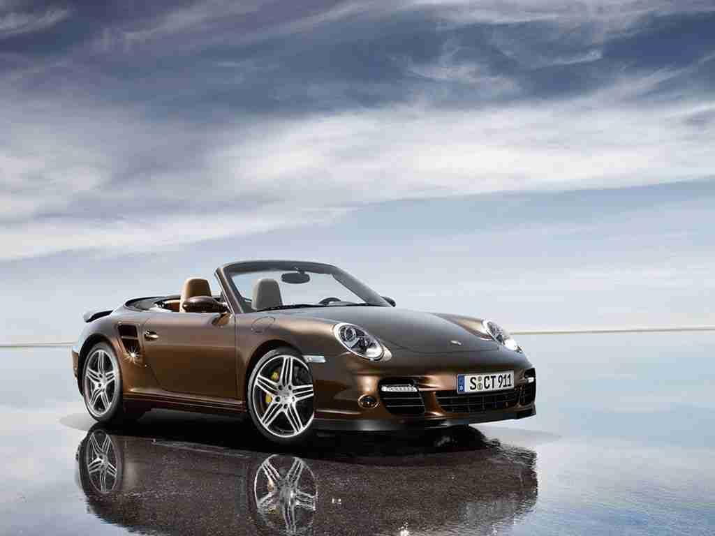 Galería de fotos Porsche 911 Turbo Cabrio 2006