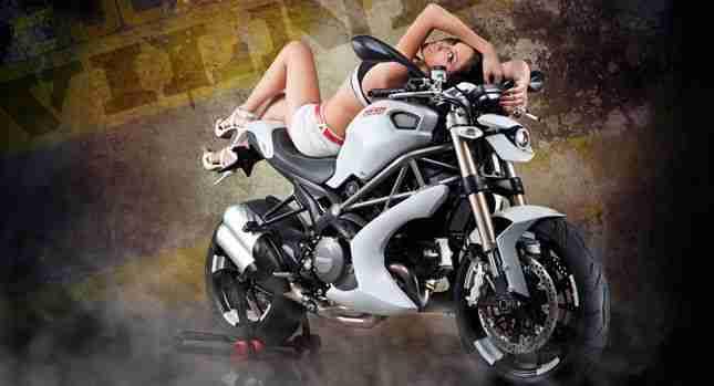 Vilner Crafts the Ducati Monster 1100 EVO Bulgari | Carscoops