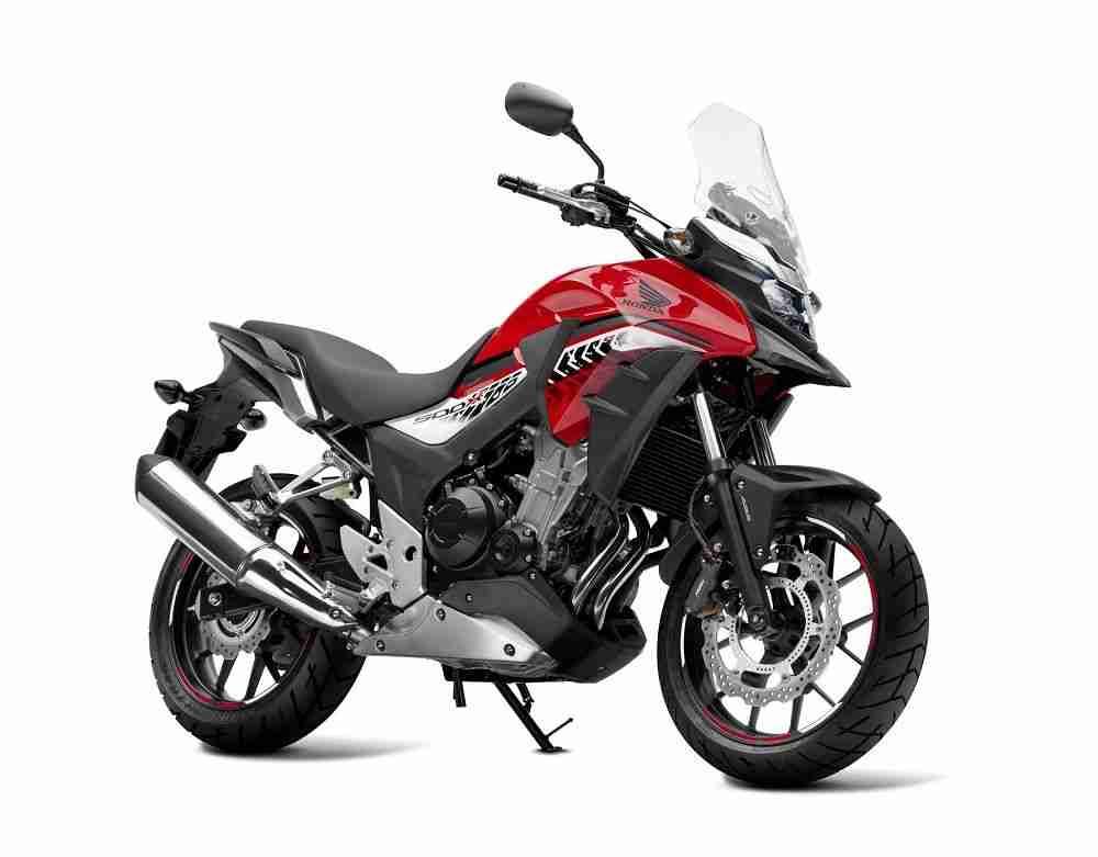 2016 Honda Motorcycles Line-Up Revealed