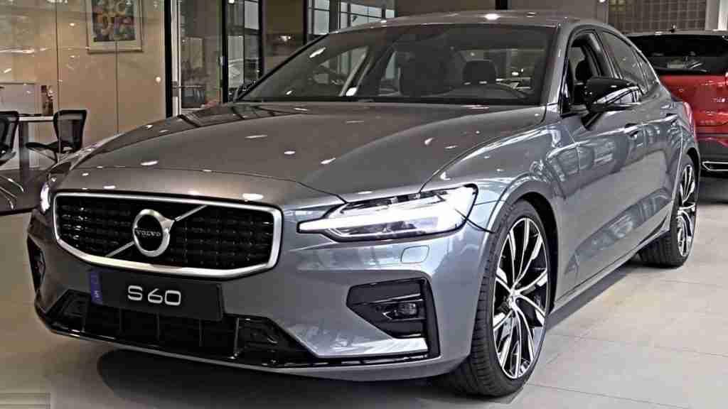 2020 Volvo V60 R Design