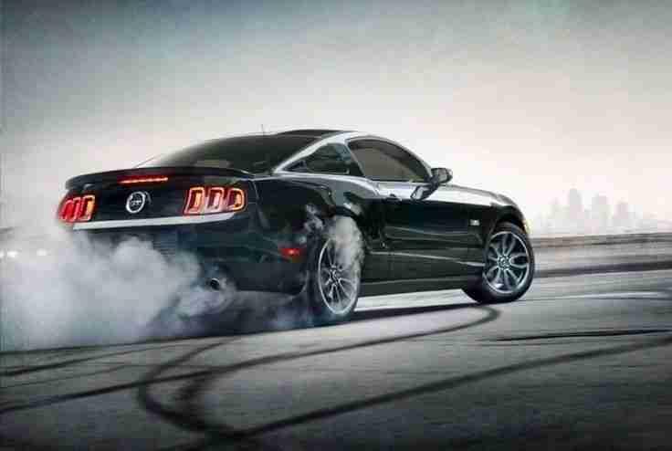 Las 10 mejores imagenes de Mustangs