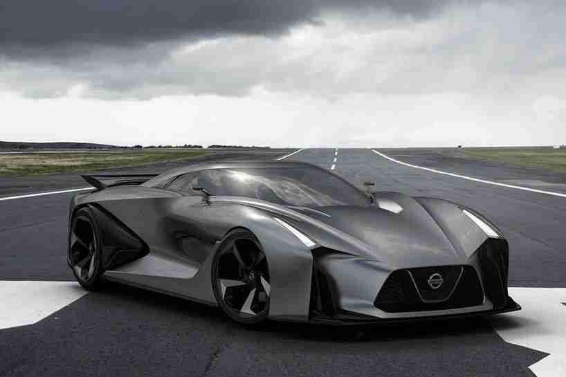 nissan concept 2020 vision gran turismo – the real driving simulator