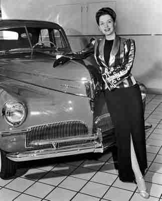 NY Auto Show 1940