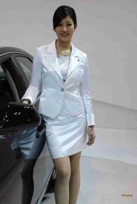 東京モーターショー 2007 コンパニオン写真集   Transtyle.jp  アネックス―ファッション・ポップカルチャーの総合サイト