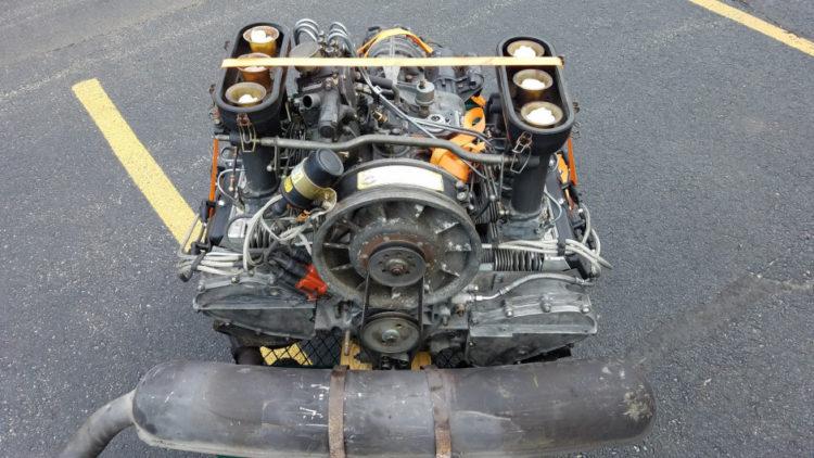 What Makes a Porsche Engine So Unique?
