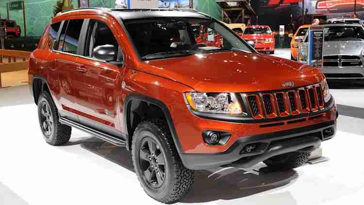 2012 Mopar Jeep Compass True North: Chicago 2012 Photo Gallery