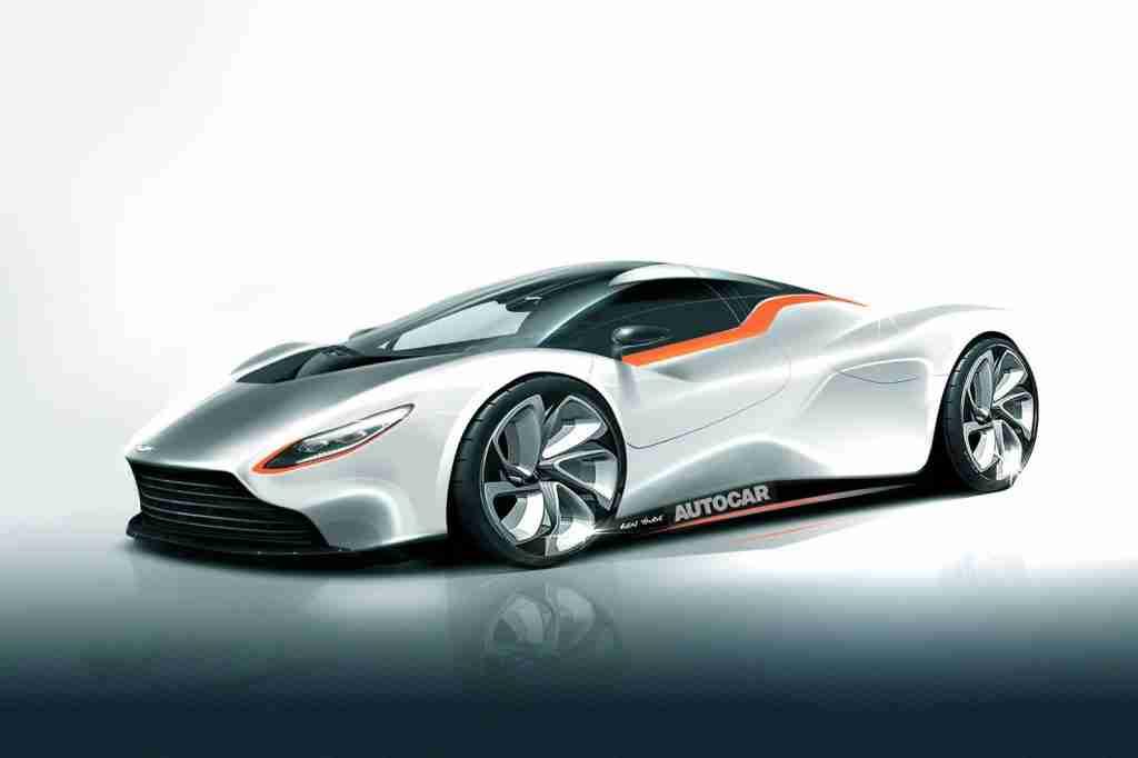Aston Martin supercar concept